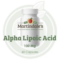 100 mg ala supplement
